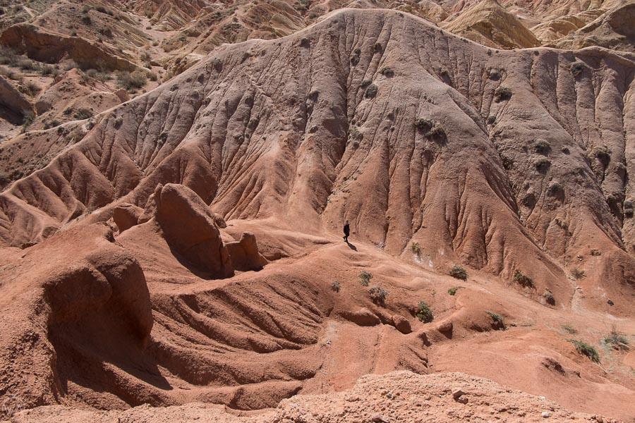Skazka canyon, Kyrgyzstan (Fairytale canyon), Central Asia