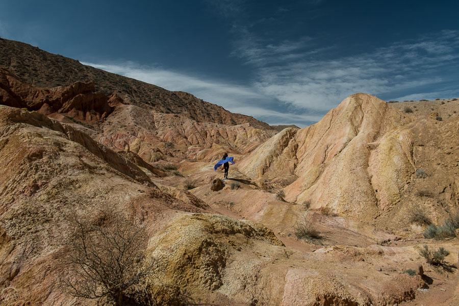 Skazka Canyon (Fairytale Canyon) - Kyrgyzstan places to visit