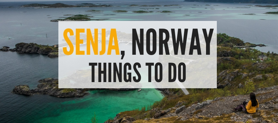 The best things to do on Senja Norway