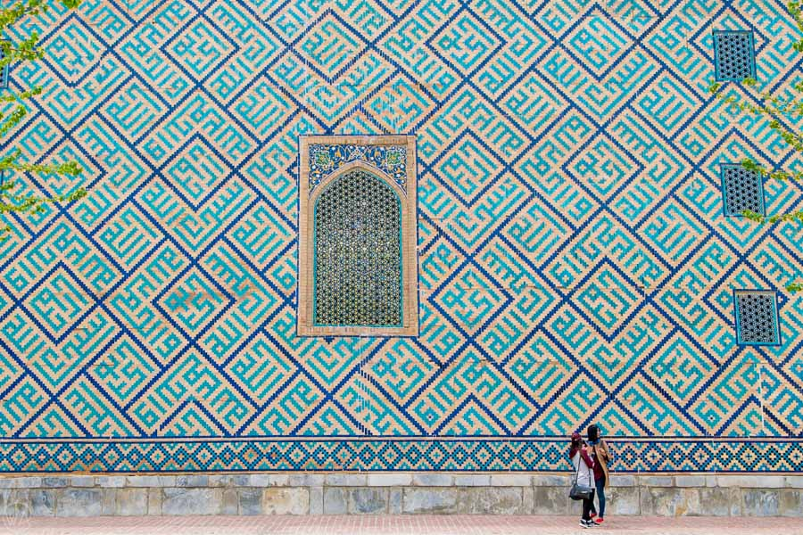 Registan, Samarkand, Uzbekistan, a must see place during Central Asia travelling