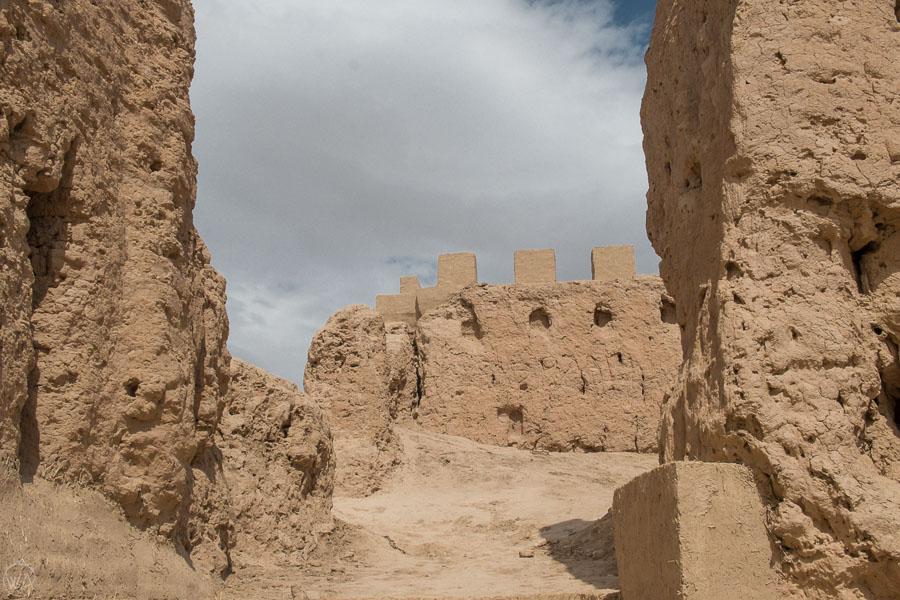 Elliq-Qala, the Golden Ring of Khwarezm