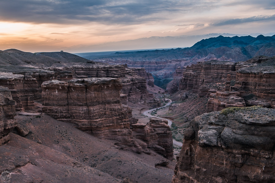 Charyn Canyon, Kazakhstan, a must stop during Central Asia travel