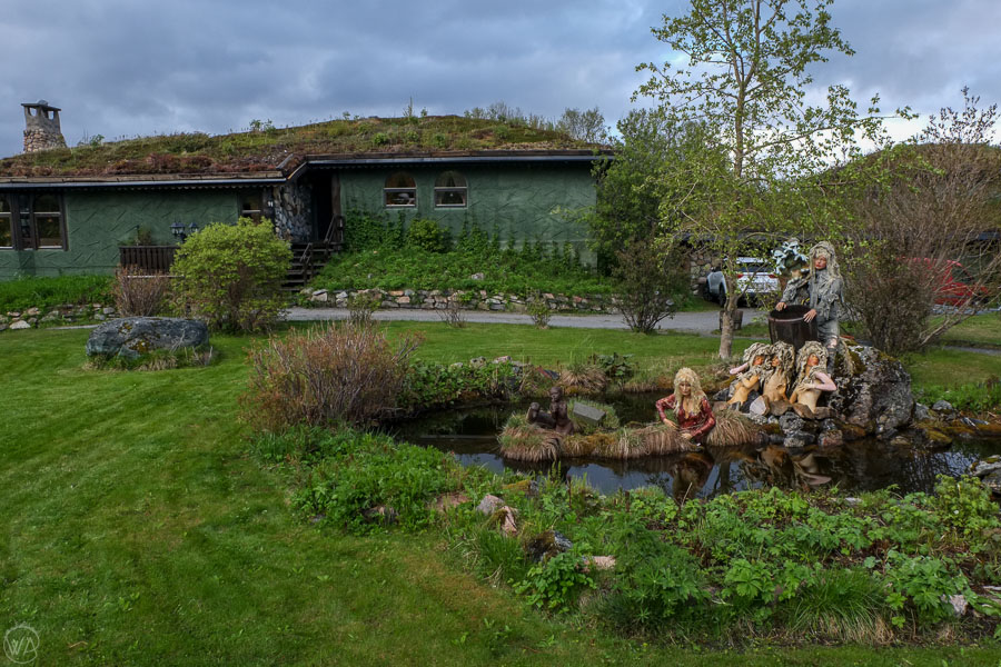 Senja Troll Park Norway