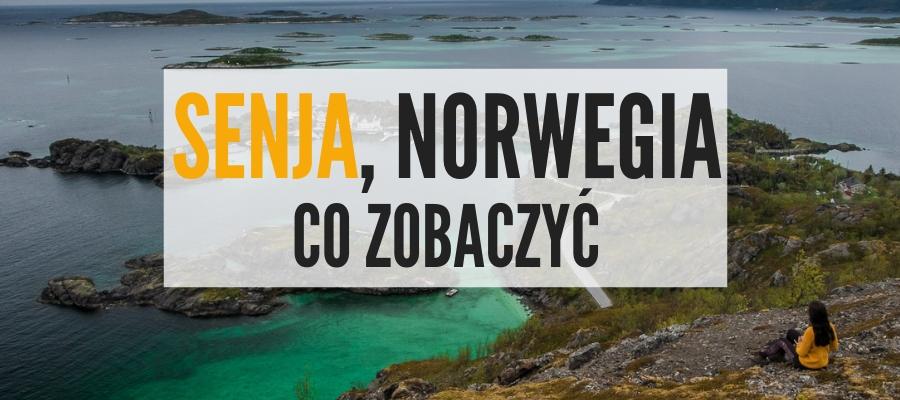 Wyspa Senja, Norwegia – Co Warto Zobaczyć, Ciekawe Miejsca, Piękne Widoki