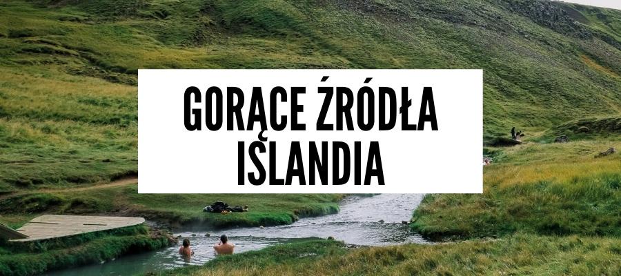 gorące źródła islandia cover