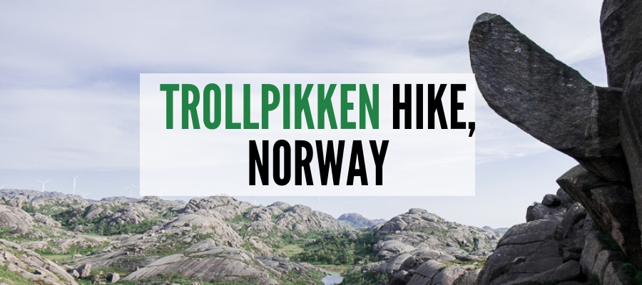 Hike to Trollpikken Norway – Weirdly Shaped Rock Formation in Magma Ge…