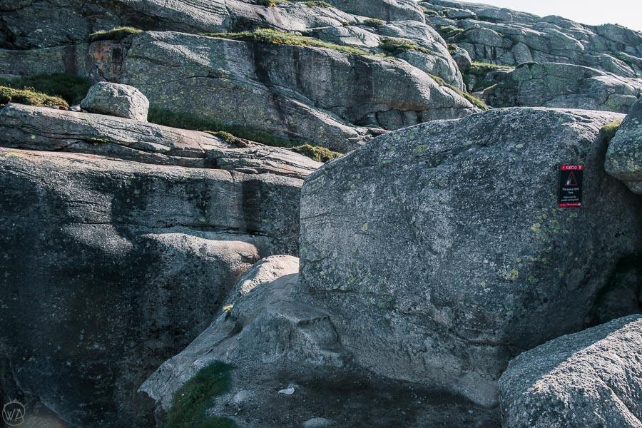 back of kjeragbolten