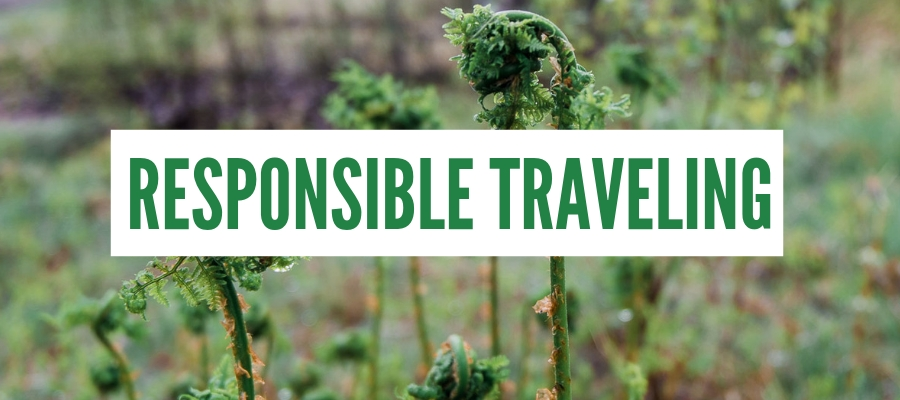 How to become a responsible traveller