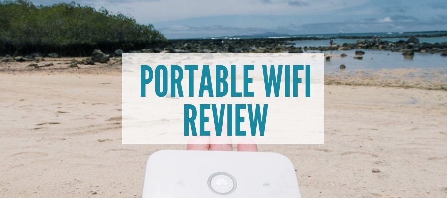 Portable Travel Wifi Review – Pros and Cons + Discount Code