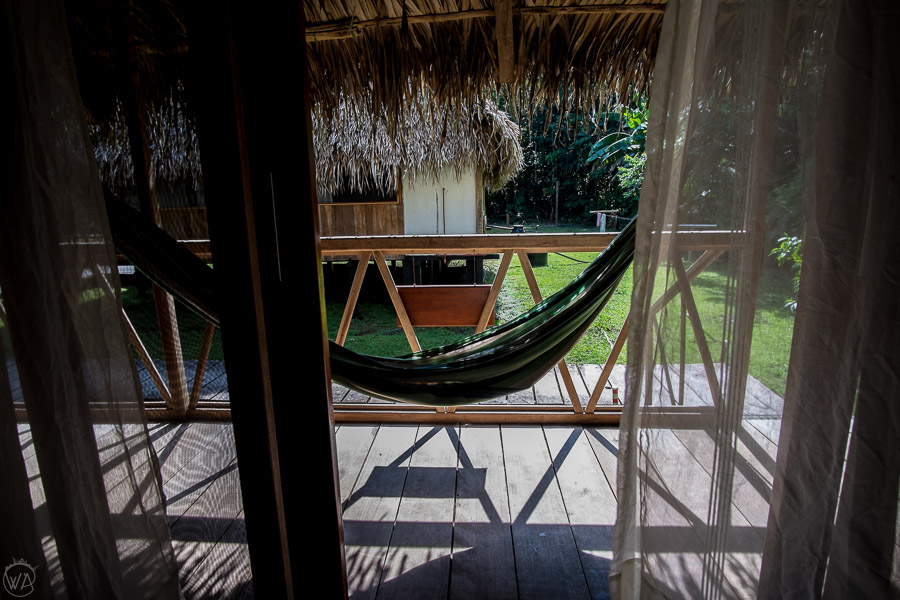 eco lodge Ecuador where you stay during the Ecuador Amazon tour