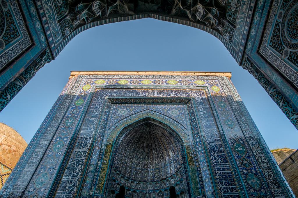 Nekropolia Szah-i-Zinda, Samarkanda