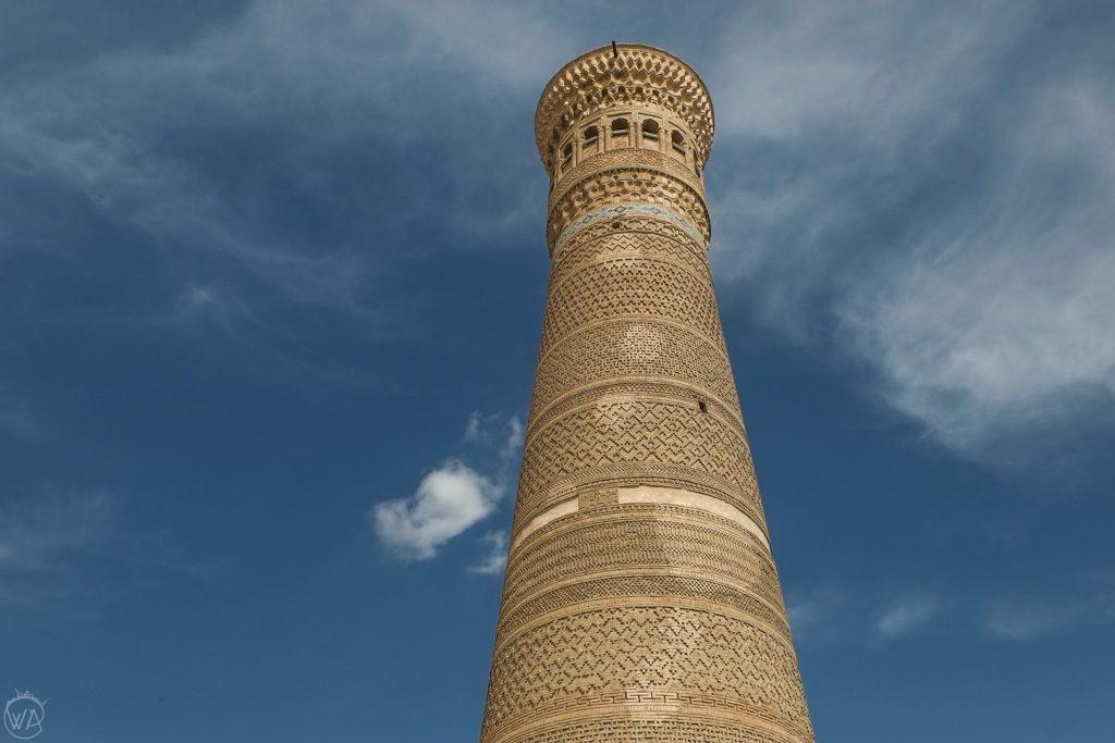 Kalon Minaret, Samarkand, Uzbekistan