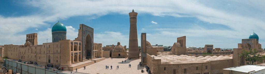 Po-i-Kalyan, Bukhara, Uzbekistan