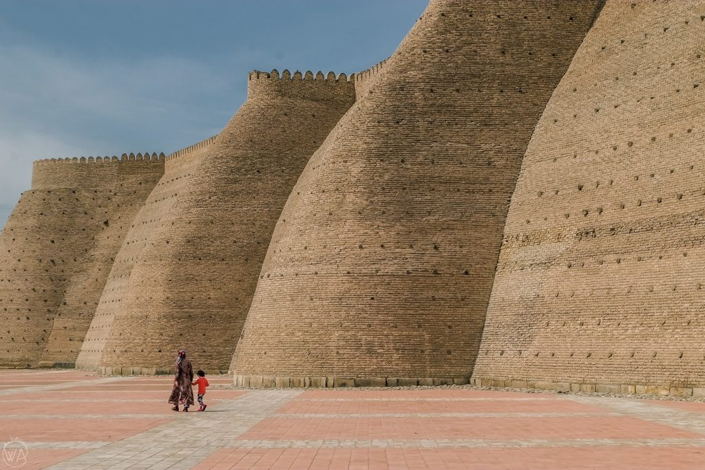 Bukhara fortress – the Ark