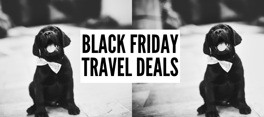 Black Friday & Cyber Monday Travel Deals 2019