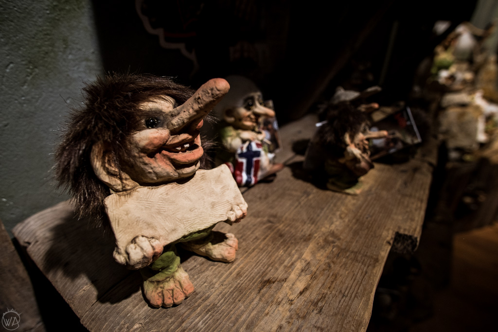 Norway troll souvenir
