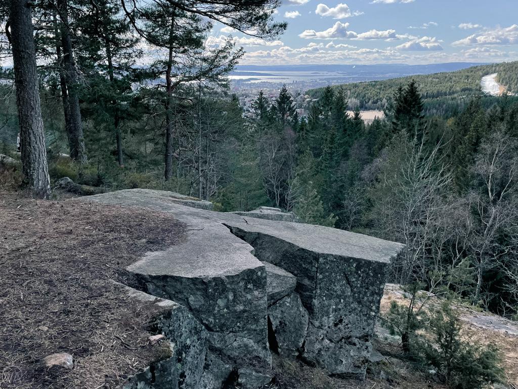 Glassberget, Oslo