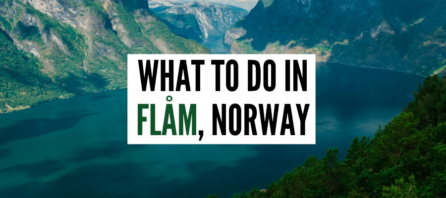 things to do in Flam Norway cover