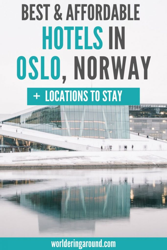 Find the best and cheapest hotels in Oslo, Norway. A full guide from locals and travelers to finding the best accommodation in Oslo, from budget Oslo hostels to mid-range and boutique hotels in Oslo, up to luxury hotels in Oslo, Norway, as well as other Oslo budget stay options. #Oslo #Norway #hotels #budget #mid-range #luxury #localguide
