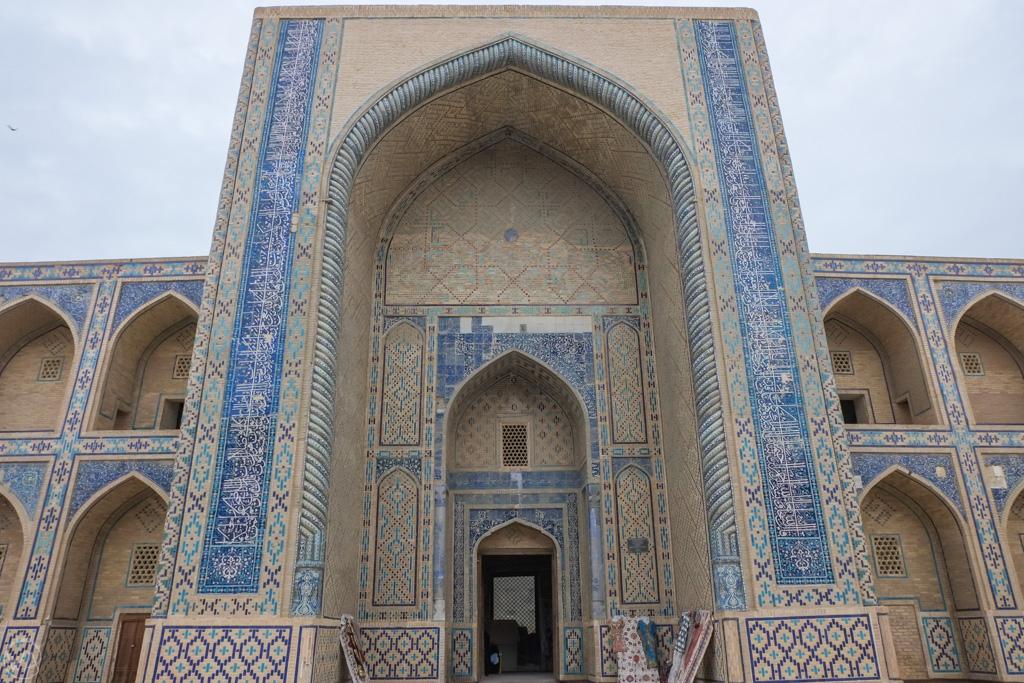 Ulugbek Madrasah, Bukhara, Uzbekistan
