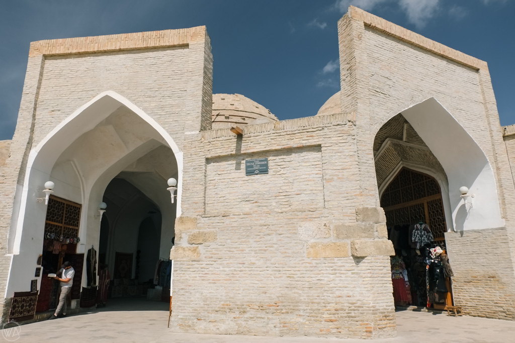 Shopping in Bukhara Covered Bazaars is one of the things to do in Bukhara, Uzbekistan