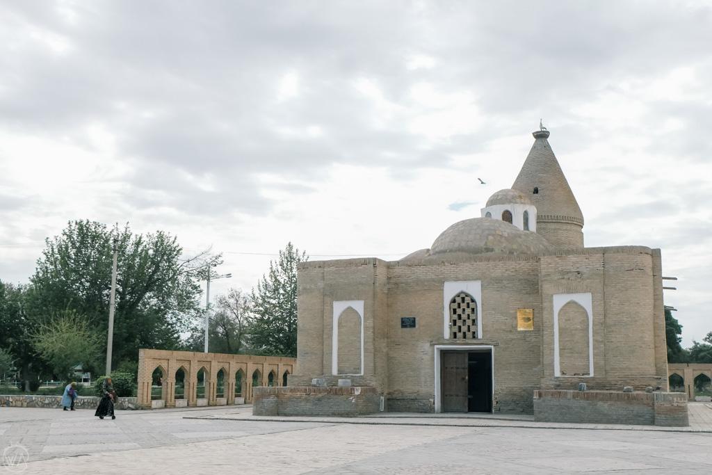 Chashma-Ayub Mausoleum, Bukhara, Uzbekistan
