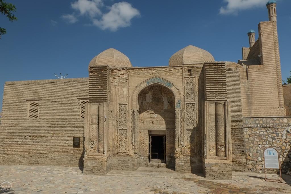 Museum of the history of carpet weaving, Bukhara, Uzbekistan