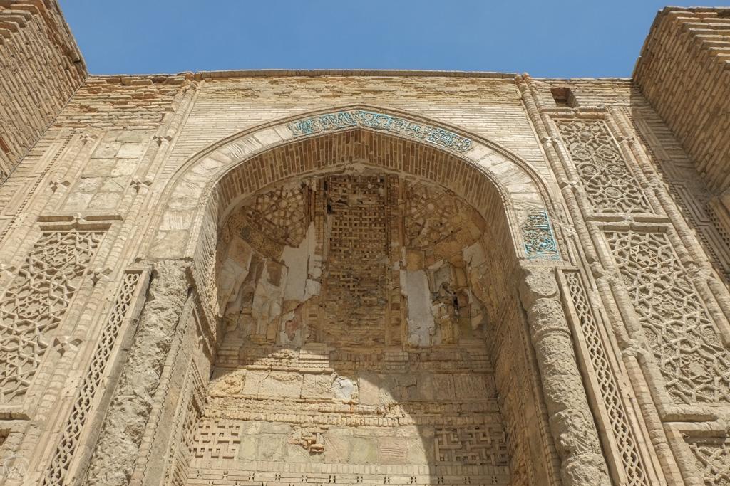 Mosque Magoki Attori, Bukhara, Uzbekistan, now it's a museum