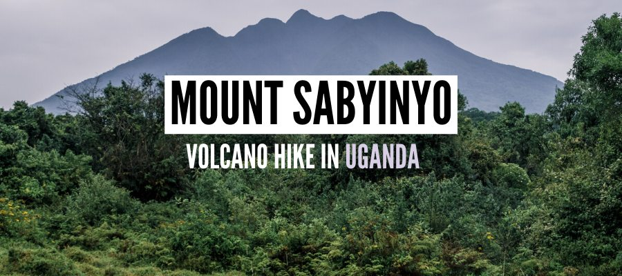Mount Sabyinyo - Volcano Hiking in Uganda Mgahinga Gorilla National Park
