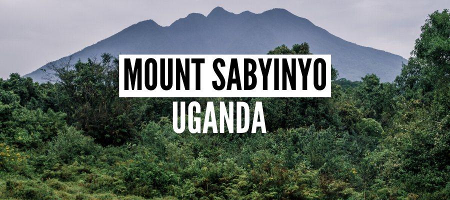Wyjście na Wulkan Mount Sabyinyo, Uganda