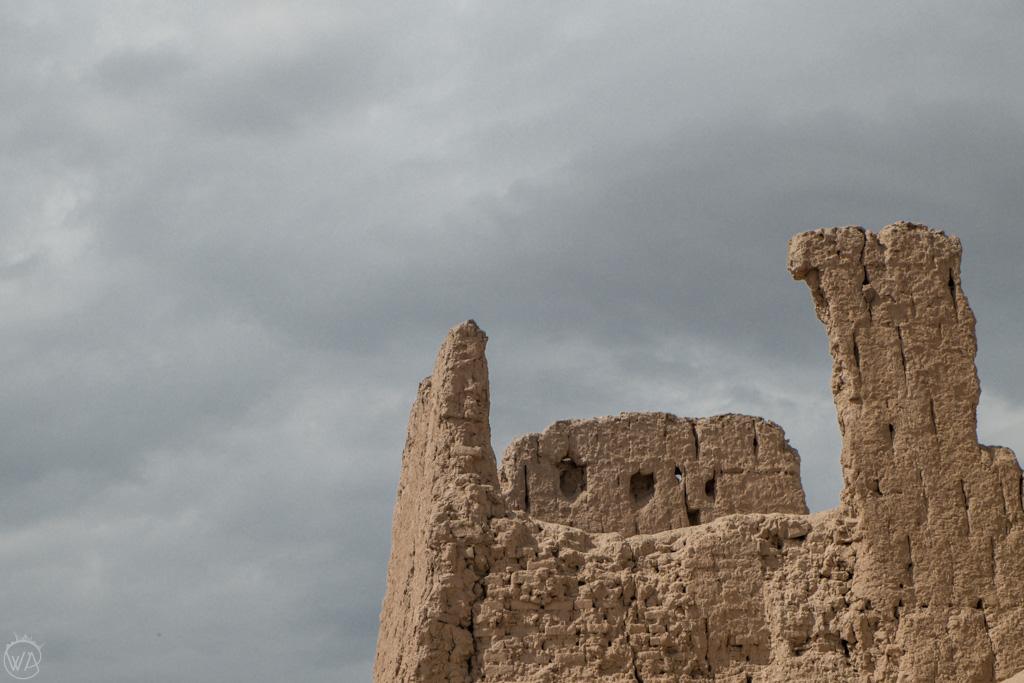 Khorezm fortresses in Uzbekistan