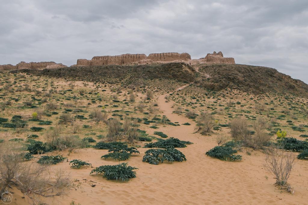 Ayaz Kala fortress, Uzbekistan