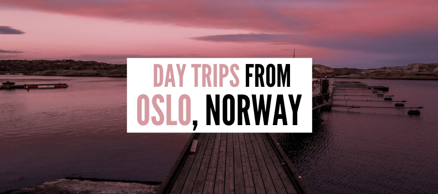 OSLO DAY TRIPS COVER
