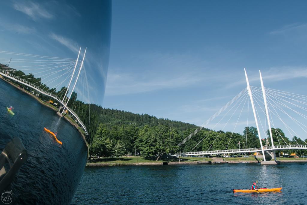 Bridge in Drammen