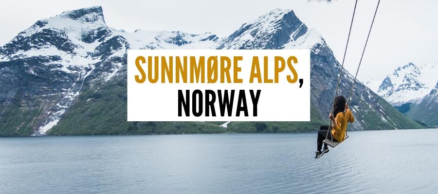 Sunnmøre Alps Norway