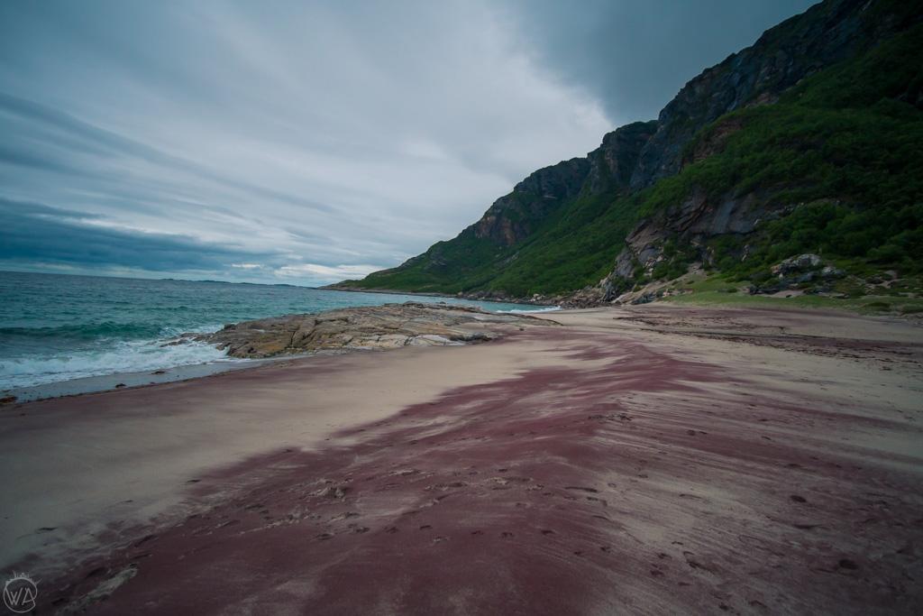 Mjelle beach, Bodo, Norway