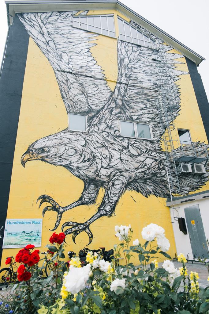 Bodø streetart