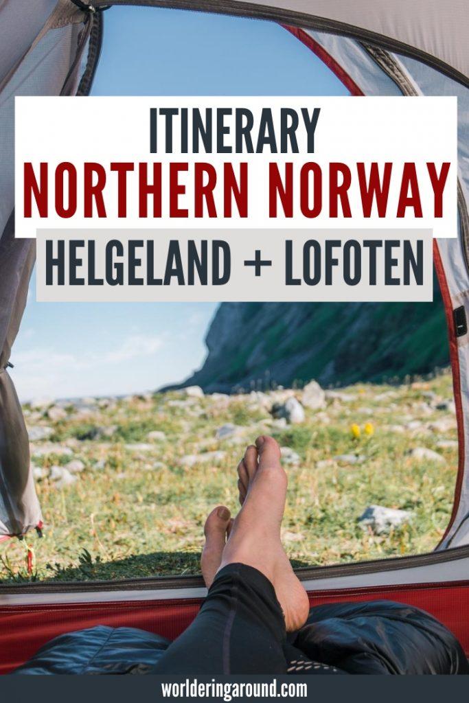 Northern Norway itinerary, Nordland travel, explore Lofoten islands, Norway, Helgeland coast, Salten, Vaeroy, Reinebringen, Reine | worldering around #norway #lofoten #northernnorway #nordland #reine #hiking #outdoors #photos