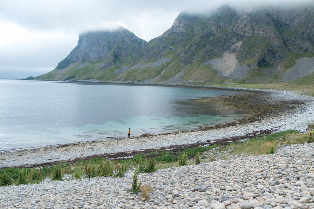 Sørlandshagen, Vaeroy, Lofoten