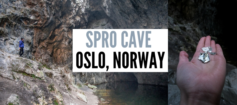 "Spro Cave (Spro Gruve) – ""Diamond"" Mine Near Oslo"