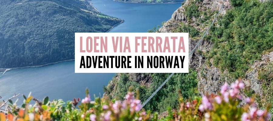Via Ferrata Loen Norway – Fjord Views & Bucket List Adventure