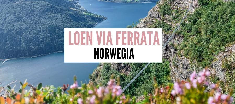 Via Ferrata Loen, Norwegia – Przygoda Na Wysokości i Najdłuższy Most W Europie