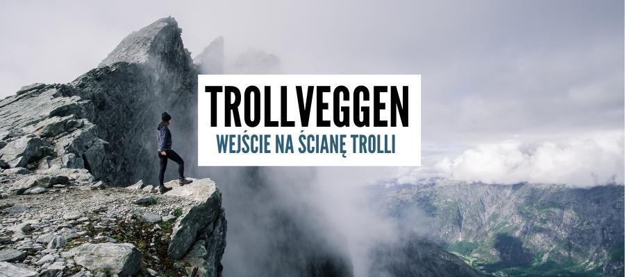Trollveggen Ściana Trolli - Stabbeskaret